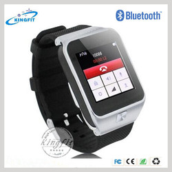 OEM accept touch screen music pocket smart mobile watch phone for iphone 6