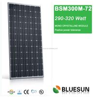Bluesun superb quality 72 cell solar photovoltaic module