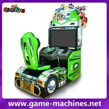 Hot sale Dynamic Truck Driving simulator arcade racing game machine sports equipment manufacturer