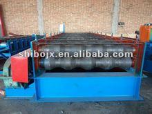 hydraulic cutting large-size car panel roll forming machine