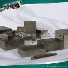 segmento de diamante de buena calidad para granito
