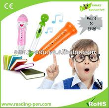 Fashion good study tool Talking reading pen,hindi hd video download