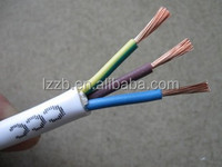 Three Core Flexible Cables