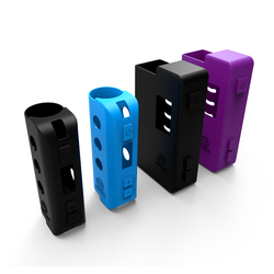 Ecigar silicone case for 50w box mod icandy or 150w box mod deezel