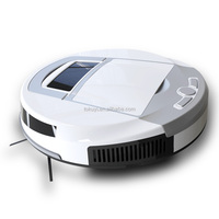 Powerful 2nd generation Robot Vacuum Cleaner