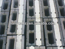 heat insulated thermal concrete hollow block specially designed by Huarun Tianyuan factory