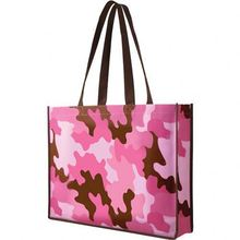 New fashion reusable fancy shopping laminated bag