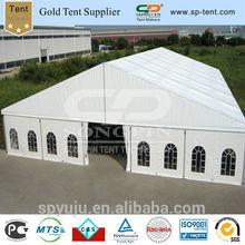 Carpa grande de 25 x 60 m hecha en China para bodas