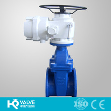 DIN3352 PN10 Electric Water Valves Manufacturer