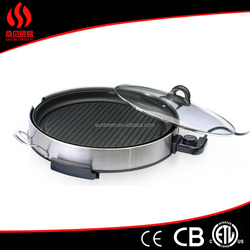 FH-8004 wholesale cast aluminum electric BBQ grill(ETL approval)