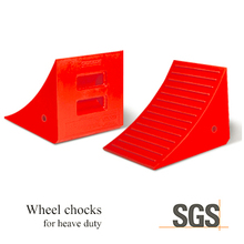 FD-00010 For mining and construction haul trucks & support equipment heavy duty wheel chock