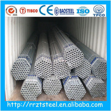 gi pipe price ! ! ! BS1387 Galvanized Pipe & Hot Dip Galvanized Steel Pipe & Galvanized Iron Pipe Price