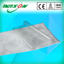 Medical dry heat sealing sterilization pouch