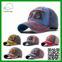 Hombres y mujeres ocio outdoor tapa shade, parche bordado alfabeto coreano hacer el viejo gorra de béisbol