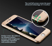 For iPhone 6 screen protector new coming color tempered glass film fingerprint proof 0.2mm 0.3mm available