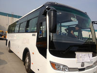 High Quality Chinese 45seats left hand drive city bus for sale