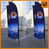 Double side swooper flag/teardrop banner flag/feather banner