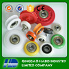 Show door roller wheels window plastic wheel roller