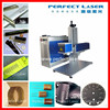 Top seller 30W knife laser marking machinery machine flying online with flow laser