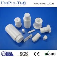 ZrO2 Zirconia Zirconium Oxide Ceramic Tube / Bushing / Insert / Nozzle