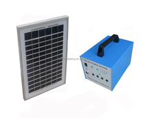 businessman required solar portable home power system in very good markets for agent