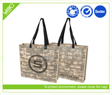 professional t c 65 polyester 35 cotton grey fabric woven bag supplier