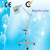 Au-662A Magnifying Lamp/ beauty equipment cool light magnifying lamp /desktop cold light lamp