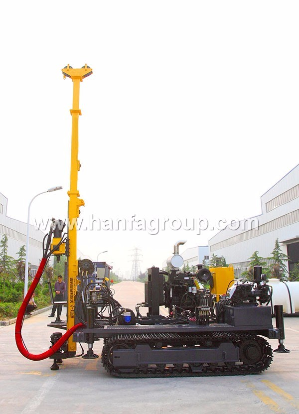 100m Core Drilling Machine For Soil Investigation - Buy