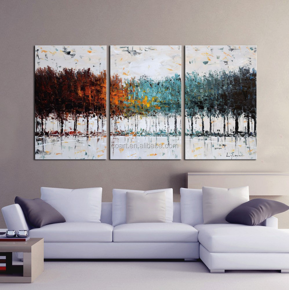 Canvas art oil painting for home decor buy canvas art for Paintings for house decoration