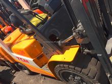 TCM diesel manual forklift 3 ton price, FD30Z5T, ISUZU C240 engine
