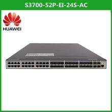 HUAWE enterprise switch S3700-52P-EI-24S-AC with 10/100BASE-T and 100BASE-X Ethernet ports