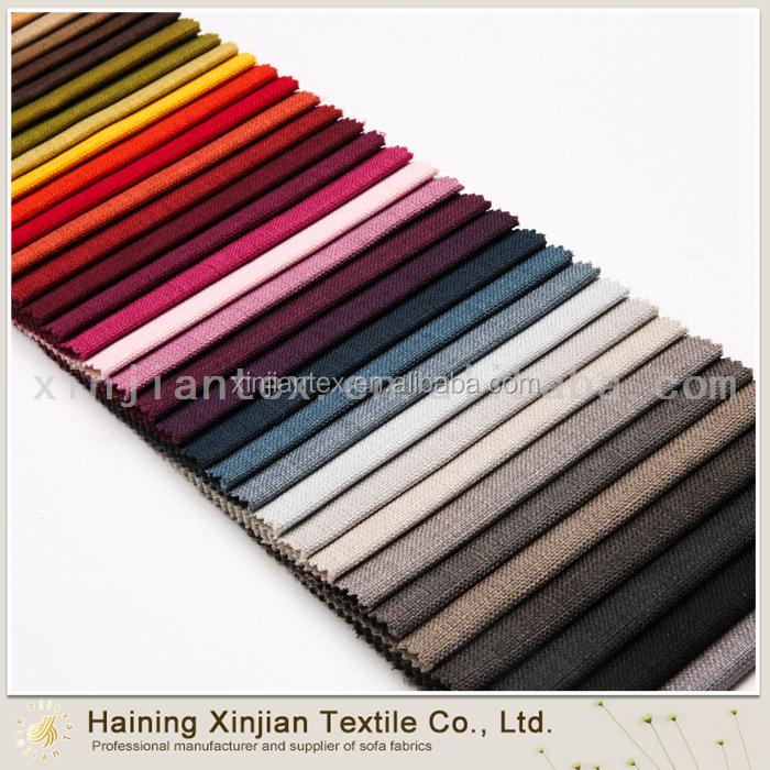 Corea del tejido de lino de alta calidad/100% de lino de la tela/tela de lino
