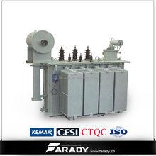 630kVA trifasico transformadors de distribucion