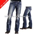 ( #tg551m) 2014 xxx xxx fabricante de pantalones vaqueros bordados de nuevo diseño de bolsillo nuevo marcas de jeans en globo