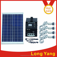 Special design small solar power system 30W /18v solar power DC system Portable convenience
