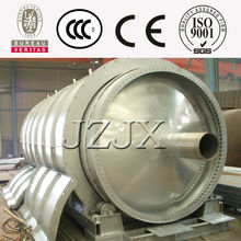 CE&ISO14001 used machine & facility tyre recycling to crude oil