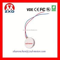 10mm diameter 3.0mm height battery operated dc motor 3V