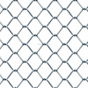 Galvanized chain link metal fence(professional manufacturer)6ft chain link fence