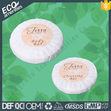 China Travel alkaline soap is hotel soap
