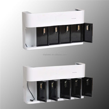 2015 new products on china market metal locker cellphone charging units