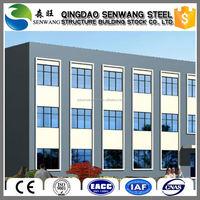 Steel Structure Workshop For Rent