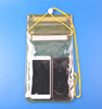 Low MOQ OEM acceptable Waterproof Bag for Moble phone