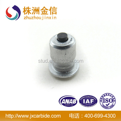 Aluminum or steel body ice stud for tyres