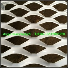 epoxy coated expanded metal mesh/spray coated expanded metal mesh