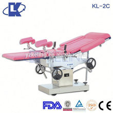 electric gynecology examination gynecology surgery operate table portable gynecology examining chair