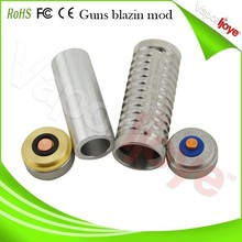New Arrival copper guns blazin mod clone with Popular Style