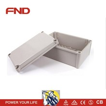 NEW IP66 plastic outdoor electrical junction enclosure ,abs waterproof box