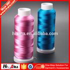 Oi ana thread3 Stict QC 100% Sew boa 120d / 2 raiom viscose linha de bordar