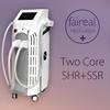 Ipl Shr Skin Rejuvenation Vascular Removal Beauty Spa Unit