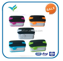 OEM Mini Color fingertip pulse oximeter Pulse Rate pulse oximeter for babies